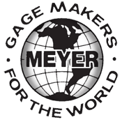 Meyer Gage Company, Inc. Logo