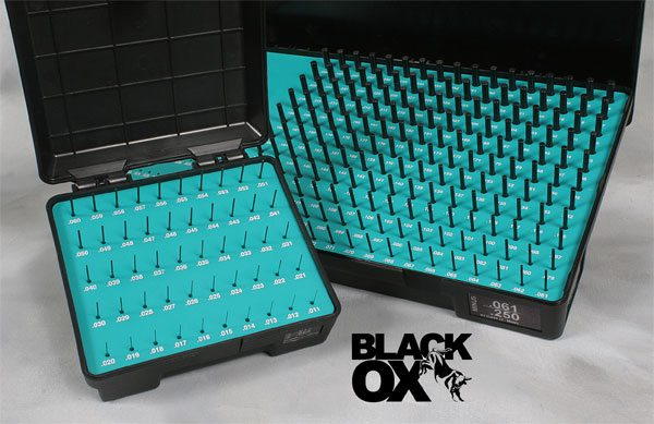 Black Ox English Class Zz Gage Sets Amp Pins Meyer Gage
