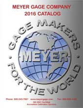 meyer gage catalog